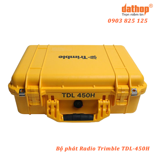 bo phat radio trimble TDL 450H