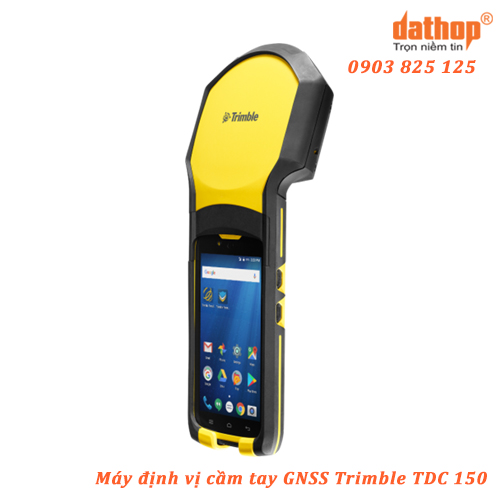 may dinh vi cam tay GNSS trimble TDC 150
