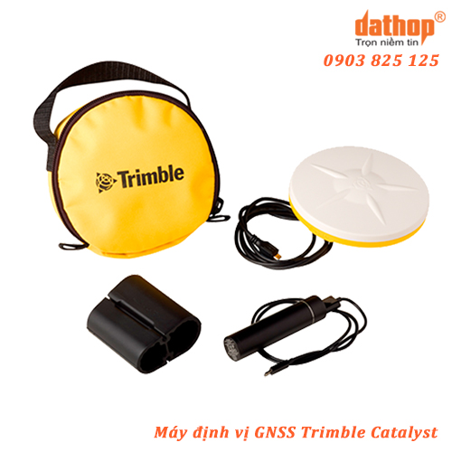 may dinh vi ve tinh GNSS Trimble Catalyst