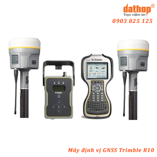 may dinh vi gnss trimble r10