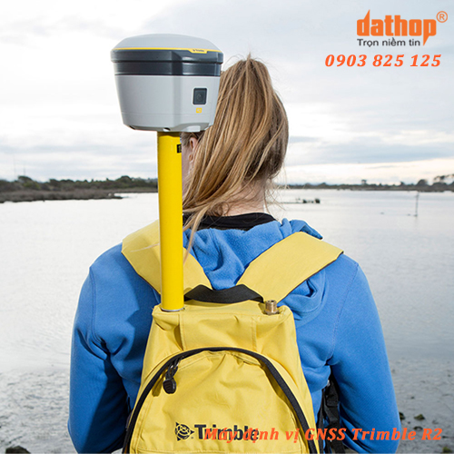 may dinh vi gnss trimble r2
