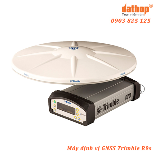 may dinh vi gnss trimble r9s