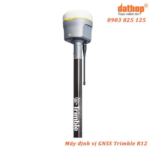 may dinh vi gnss trimble r12