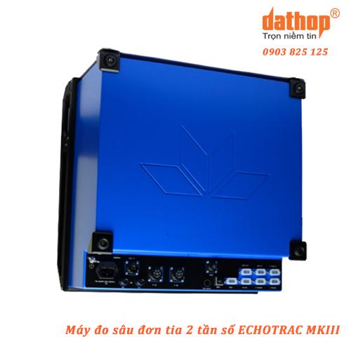 Máy đo sâu đơn tia hai tần số ECHOTRAC MKIII