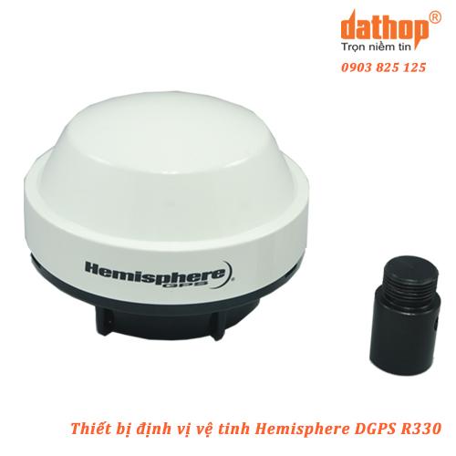 Thiết bị định vị vệ tinh Hemisphere DGPS R330