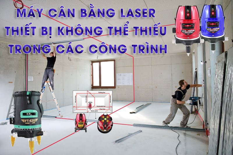 may can bang lase
