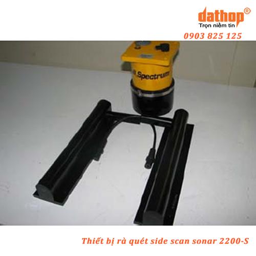 Thiết bị rà quét side scan sonar 2200-S