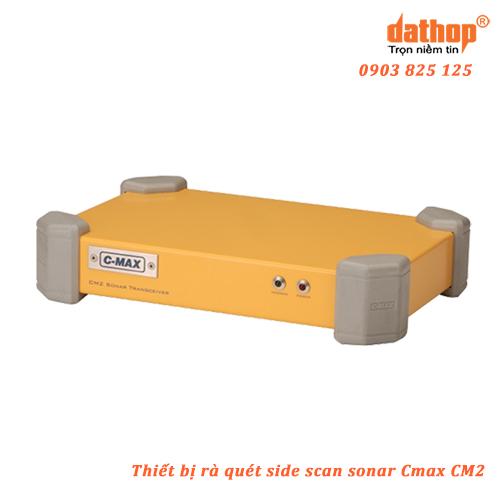 Thiết bị rà quét side scan sonar CM2