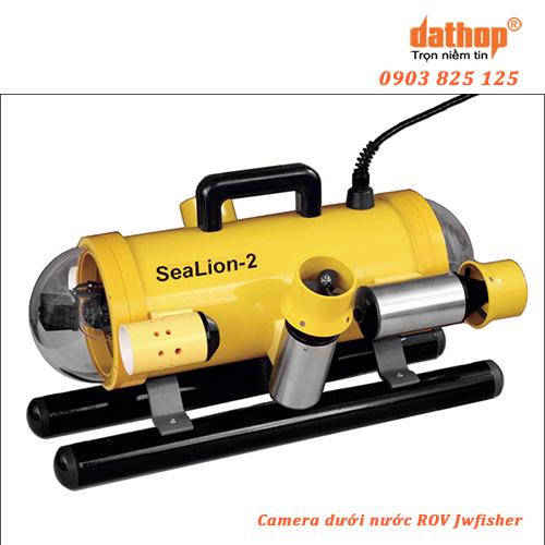 camera dưới nước rov jwfisher