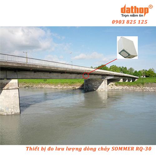 Thiết bị đo lưu lượng dòng chảy RQ-30