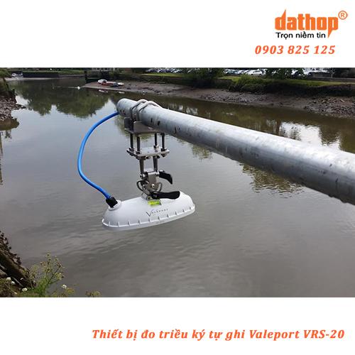 Thiết bị đo triều ký tự ghi VRS-20