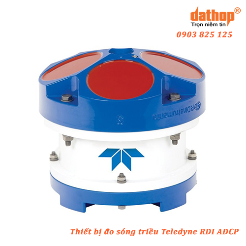 Thiết bị đo dòng chảy lưu lượng, sóng, triều TELEDYNE RDI ADCP