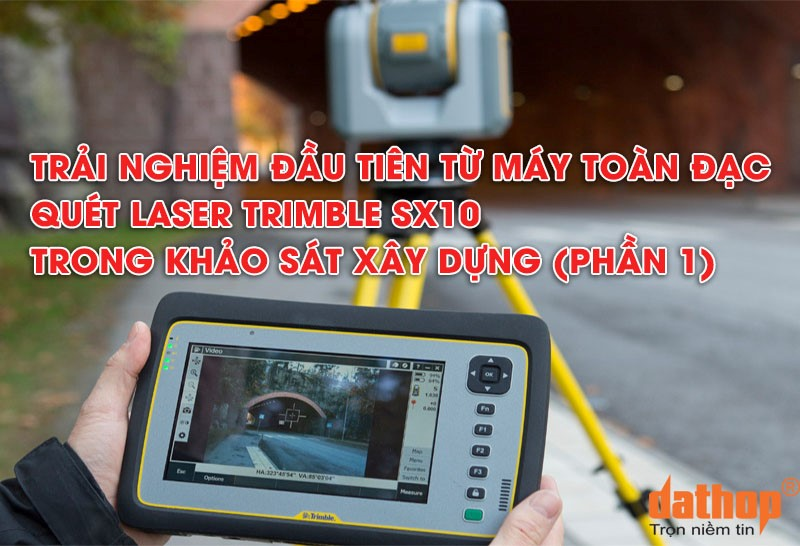 may toan dac quet scan laser 3d sx10