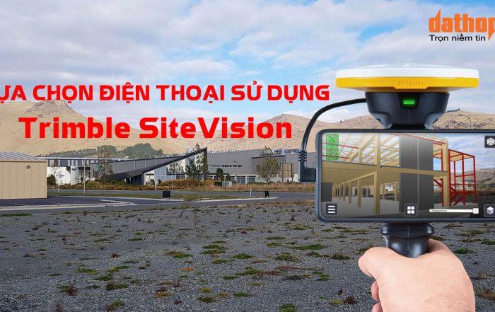 trimble sitevision