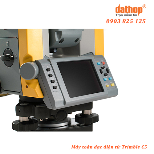 May toan dac dien tu Trimble C5