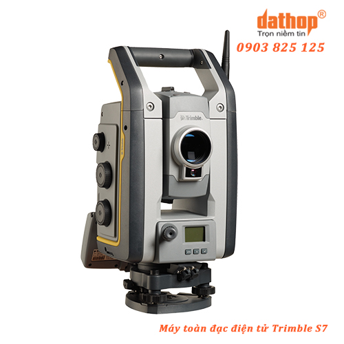 May toan dac dien tu Trimble S7