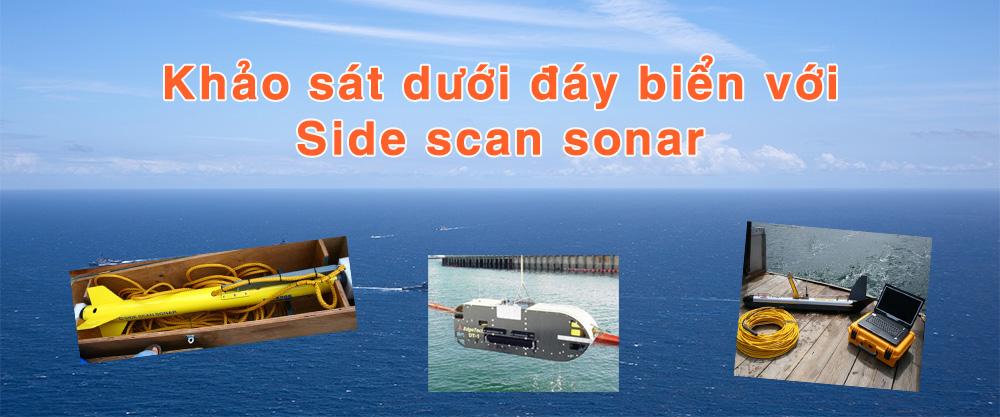 khao sat bien side scan sonar