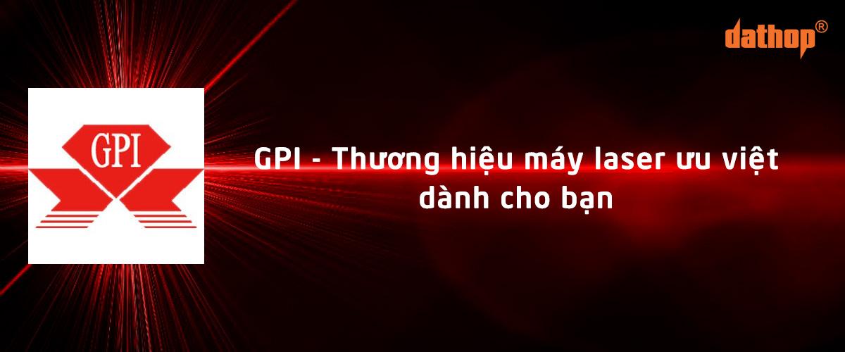 Thuong hieu may can bang laser GPI