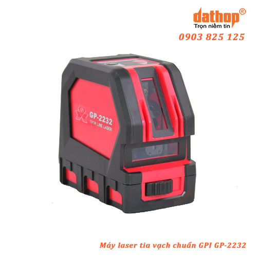 May laser tia vach chuan GPI GP-2232