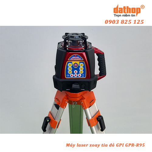 May laser xoay tia do GPI GPR-R95