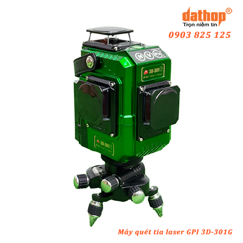 May quet tia laser GPI 3D-301G