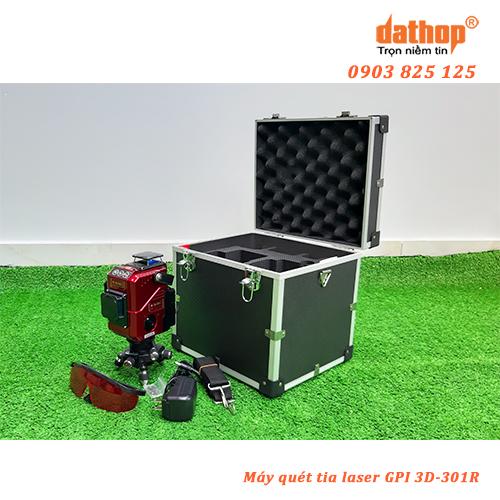 May quet tia laser GPI 3D-301R