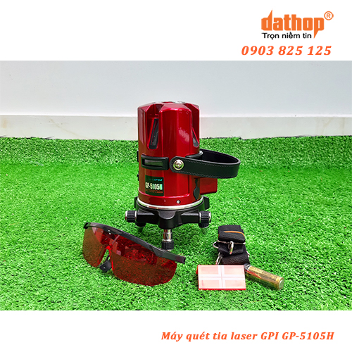 May quet tia laser GPI GP-5105H