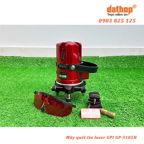 May quet tia laser GPI GP-5105H