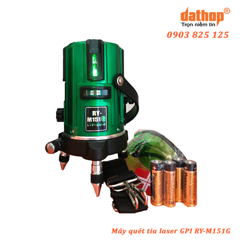 May quet tia laser GPI RY-M151G
