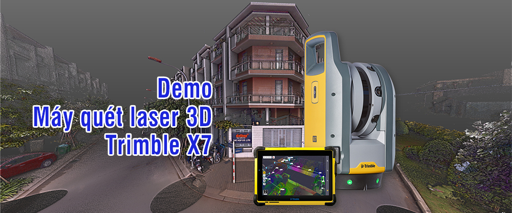 demo trimble x7