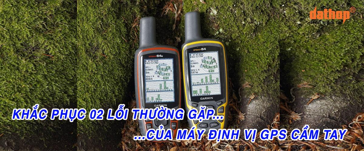 Khac phuc loi May dinh vi GPS cam tay