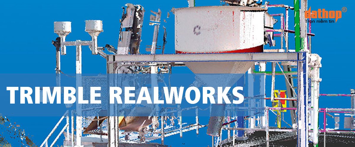 Cong cu Trimble Realworks