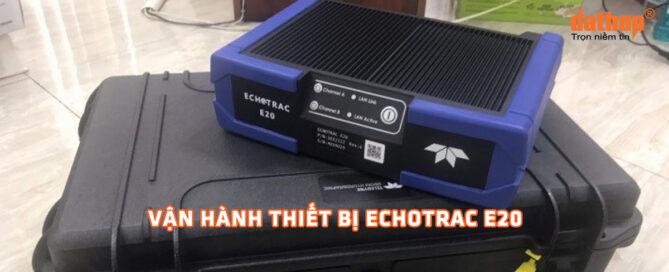 Huong dan van hanh Echotrac E20