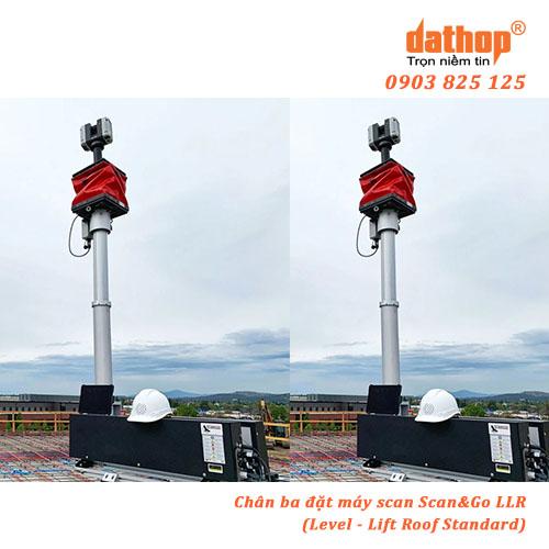 Chan ba dat may scan LLR - Level-Lift Roof Standard