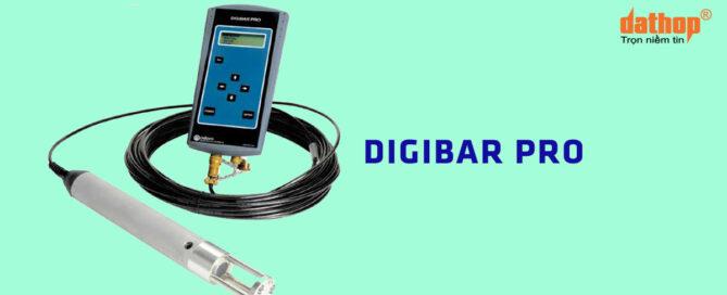 Do van toc am thanh - Digibar Pro