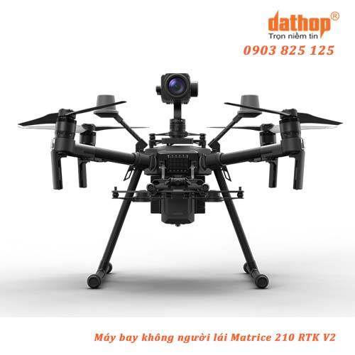 may bay khong nguoi lai Matrice 210 RTK V2