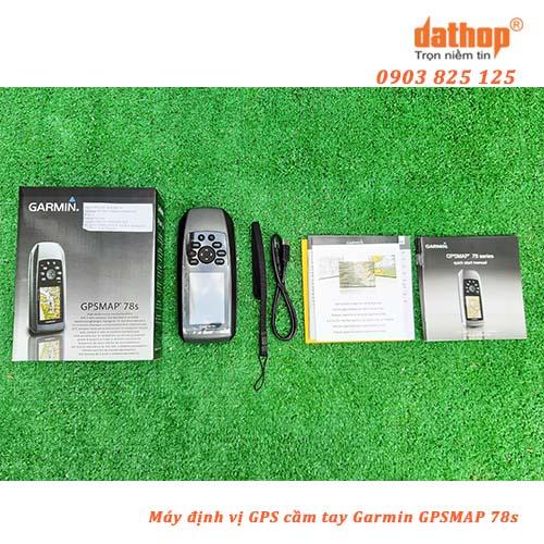 thiết bị định vị cầm tay GPS Garmin