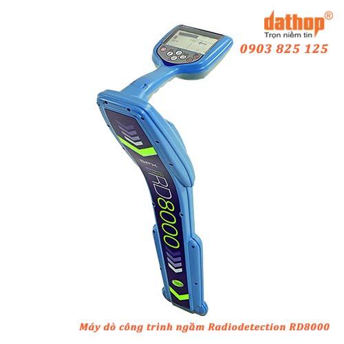 Máy dò công trình ngầm Radiodetection RD8000