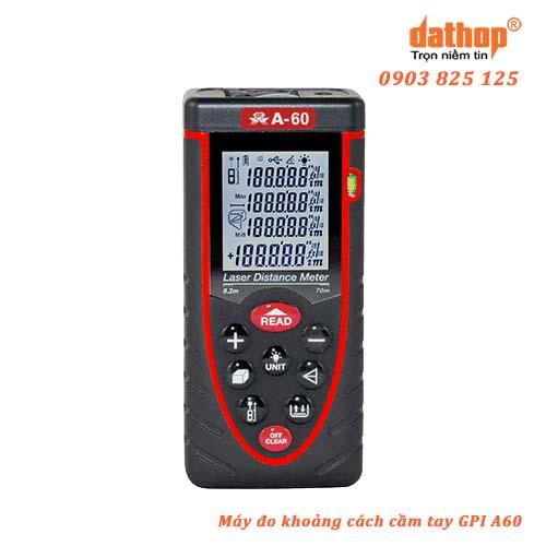 đo khoảng cách laser A60 của hãng GPI
