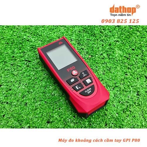 đo khoảng cách GPI P80
