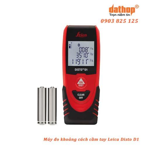 Máy đo khoảng cách laser Leica DISTO D1