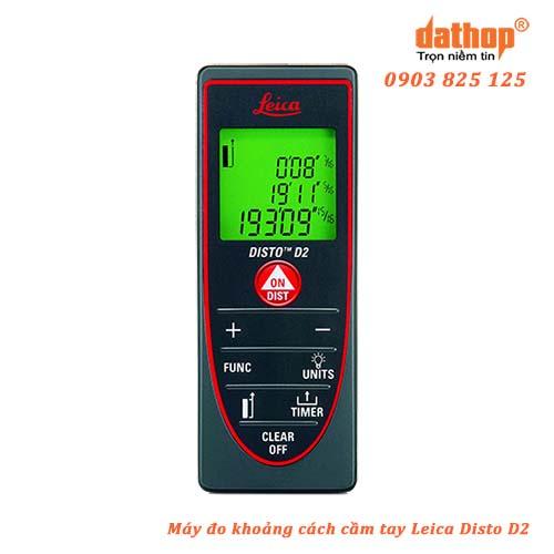 Máy đo khoảng cách cầm tay laser Leica DISTO D2