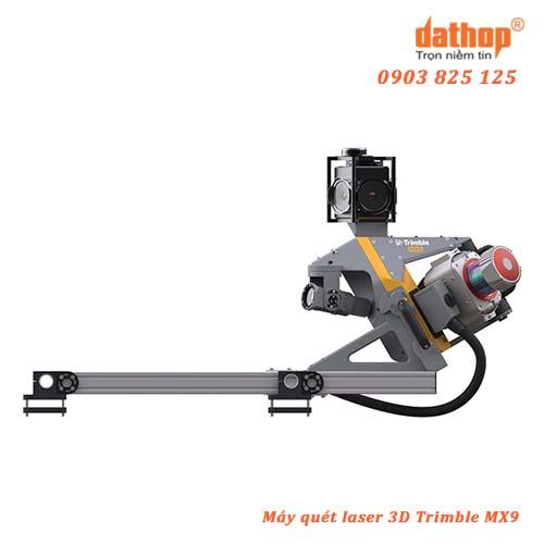 may quet laser di dong mx9 trimble