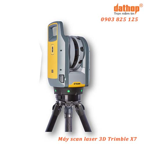 Máy scan laser 3D Trimble X7