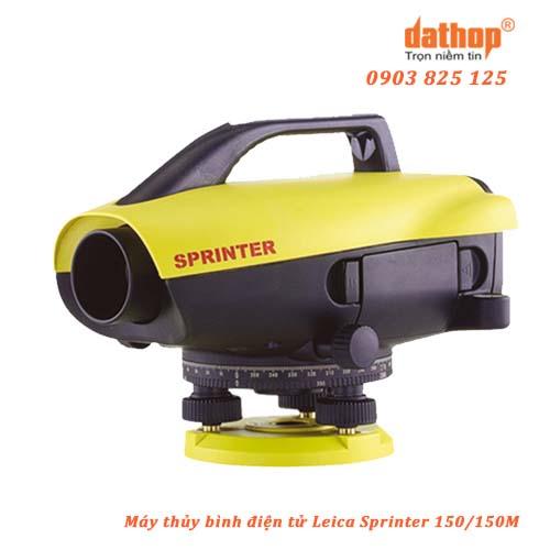 Máy thủy bình điện tử sprinter