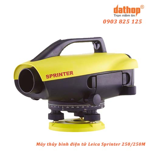 may thuy binh dien tu leica sprinter 250M 500x500 02n