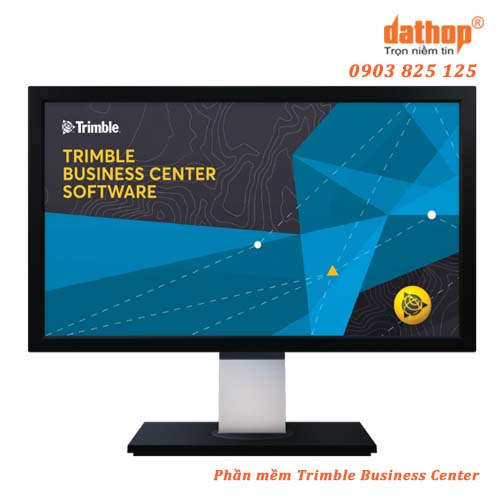 Trimble Business Center (TBC)