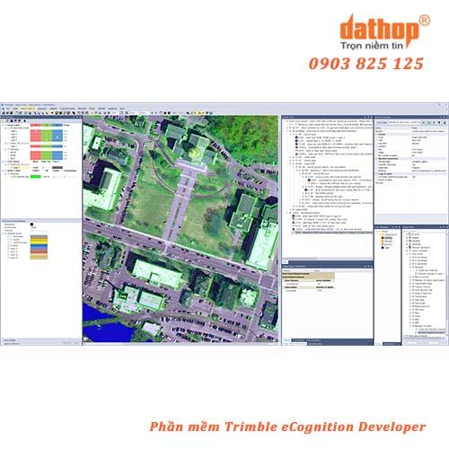Phần mềm phân tích dữ liệu ảnh viễn thám