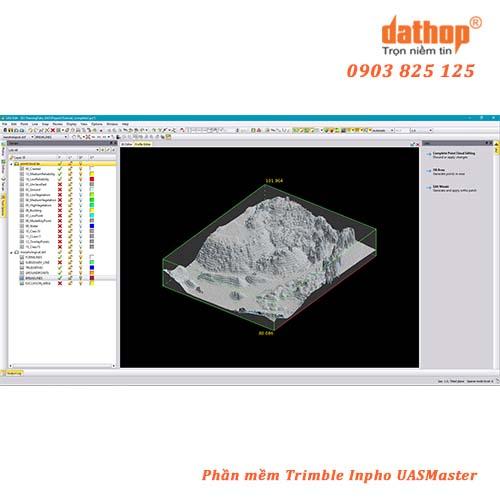 Phần mềm xử lý ảnh UAV