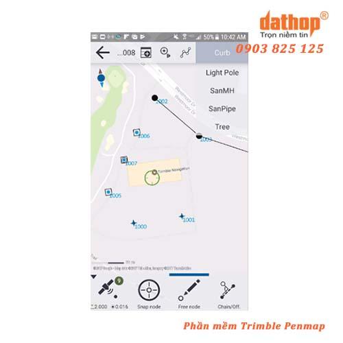Phần mềm thu thập dữ liệu GIS